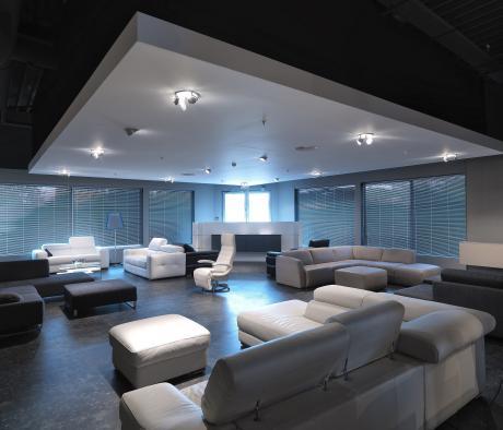Showroom deba meubelen deba meubelen - Modern slaapkamer modern design ...