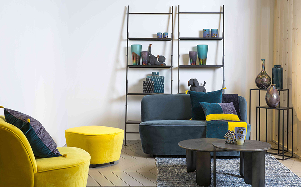 Breng kleur in je interieur, met DEBA! - Blog | DEBA Meubelen